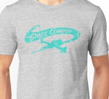 Space Cowboy - Distressed Green Unisex T-Shirt