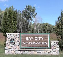 Bay City State Recreation Area - Western Approach by Francis LaLonde