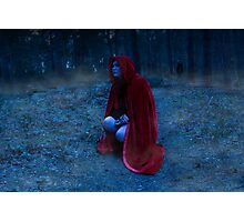 Red Riding Hood #6 Photographic Print