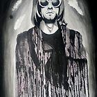 Kurt Cobain by Keelin  Small