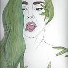 Weed Gaga by HarrietHerbert