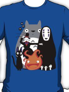 Ghibli'd Away T-Shirt
