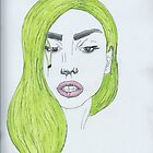 Lady Gaga II by HarrietHerbert