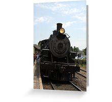 Essex Steam Train Greeting Card