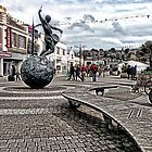 Truro town by Roxy J