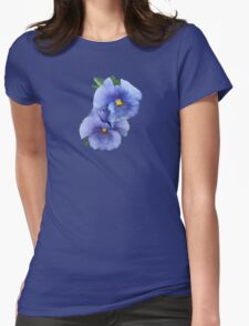 Shy Pansy Couple T-Shirt
