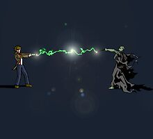 Who Potter Crossover Battle by Everdreamer