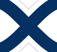 Navy Blue Infinity Sticker