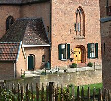 Castle, Huis Bergh, The Netherlands I by Richard Eijkenbroek