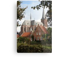 Castle, Huis Bergh, The Netherlands II Metal Print