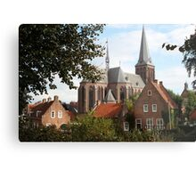 Castle, Huis Bergh, The Netherlands V Metal Print