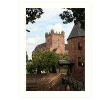 Castle, Huis Bergh, The Netherlands IIII Art Print
