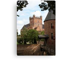 Castle, Huis Bergh, The Netherlands IIII Canvas Print