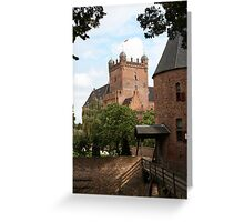 Castle, Huis Bergh, The Netherlands IIII Greeting Card