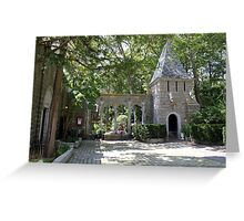 Hammond Castle 4 Greeting Card