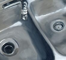 And The Kitchen Sink by Amy-Elyse Neer