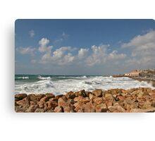 Jaffa Canvas Print