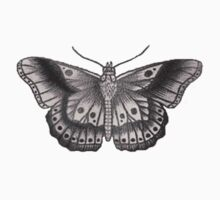 Harry Styles' Butterfly Tattoo by bohemianmermaid