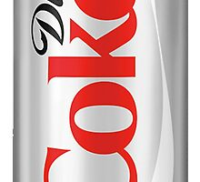 DIET COKE CAN by rpride