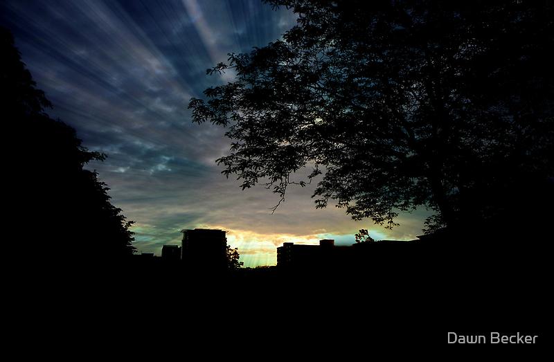 Lights Out © by Dawn M. Becker