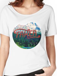 FakerTatry Women's Relaxed Fit T-Shirt