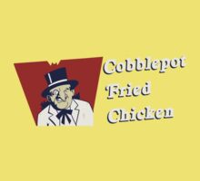 Cobblepot Fried Chicken by Kenjamin