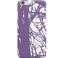 Purple Trees iPhone Case/Skin