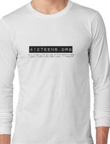 1 Timothy 4:12 T-Shirt Long Sleeve T-Shirt