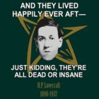 Lovecraft - A True Story by marinasinger