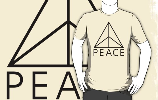 Triangle of Peace 2 by hardwear