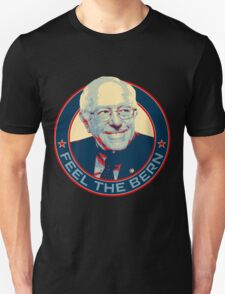 Bernie Sanders - Feel The Bern Unisex T-Shirt