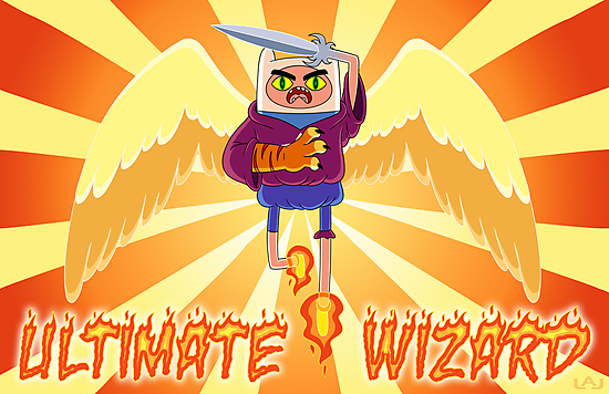 Ultimate Wizard by RedFlare