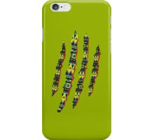 Claw Rip iPhone Case/Skin