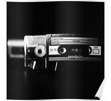 Cassettes #1 Poster