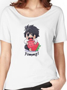 L yummy Women's Relaxed Fit T-Shirt