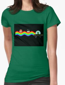 Mulder Scully Nyan Cat T-Shirt