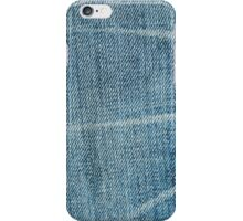 Lived In Blue Jeans iPhone Case/Skin