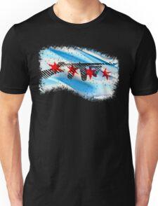 Tommy Gun Flag Unisex T-Shirt
