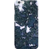 Gemstone Series - Quartz Among Black iPhone Case/Skin