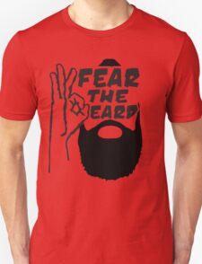 Fear The Beard T Shirt T-Shirt