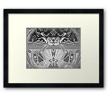 Overseer Framed Print