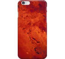 Fresh Red Hot Lava iPhone Case/Skin
