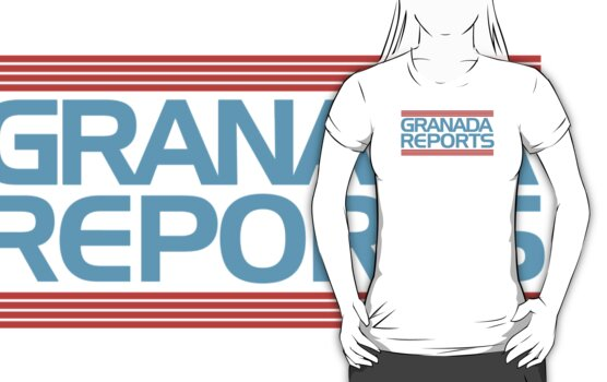 Granada Reports logo 1985-ish by unloveablesteve