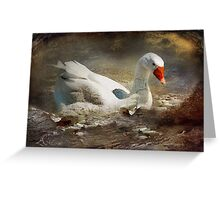 And then there were none Greeting Card