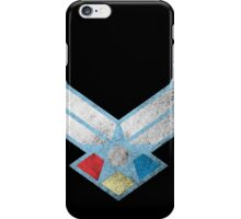 rainbow dash's squadron  iPhone Case/Skin
