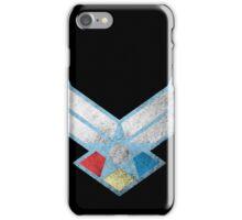 rainbow dash's squadron  iPhone Case/Skin
