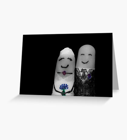 Congratulations on your Wedding Day! Greeting Card