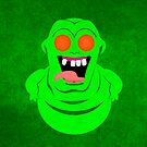 Pop Vinyl Slimer by fohkat