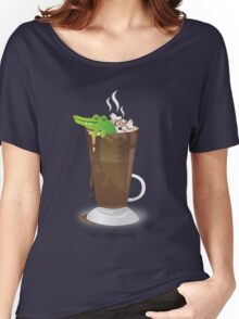 Hot Crocolate Women's Relaxed Fit T-Shirt