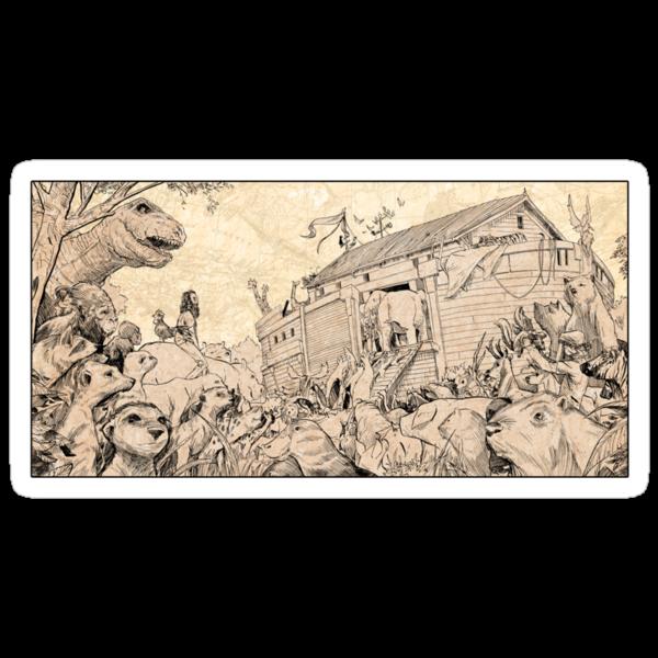 Gabe's Ark by Joel Vollmer